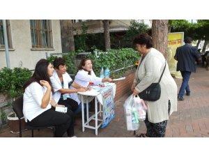 Burhaniye'de organ bağışı seferberliği