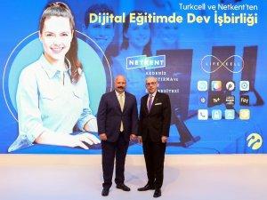 Netkent ve Turkcell iş birliği ile dijital üniversite dönemi başlıyor