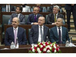 """Cumhurbaşkanı Erdoğan, """"Türkiye'ye rağmen yapılan hiçbir işin başarıya ulaşmayacağını herkes görmeli"""""""