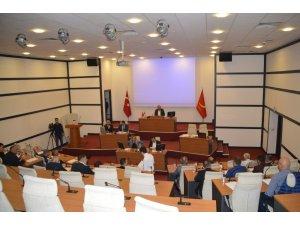 Kastamonu Belediyesi Ekim ayı meclis toplantısı gerçekleştirildi