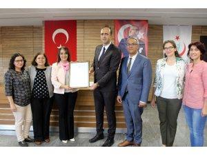 Denizli'de 'bebek dostu' hastaneler sertifikalarını aldı