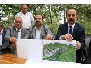 Türkiye'nin en büyük inanç merkezi Şanlıurfa'da oluşturulacak