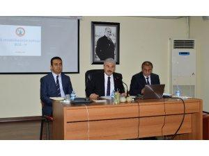 Koordinasyon Kurulu 2018 Yılı 4. toplantısı yapıldı