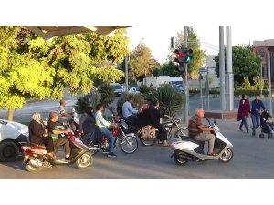 Kilis'te 23 bin motosiklet bulunuyor