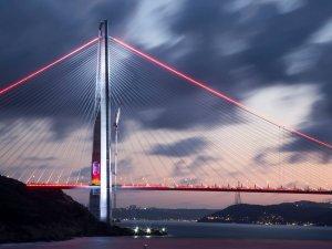 Yavuz Sultan Selim Köprüsü'ne Çinliler talip oldu
