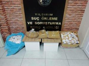 'Duman 6' operasyonunda 6 kişi gözaltına alındı