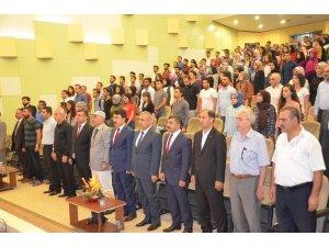 HRÜ Fen Edebiyat Fakültesi yeni eğitim - öğretim yılına başladı