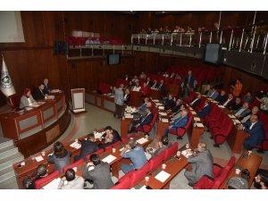 İzmit Belediyesi Ekim ayı toplantısında 23 madde karara bağlandı