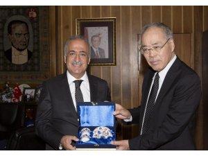 Atatürk Üniversitesi'nden Türkiye-Japonya Kültürel iş birliğine büyük destek