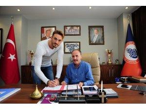 Semih Erden, İstanbul BBSK'ye imzayı attı