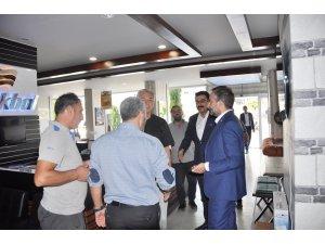 """Elazığ TSO Başkanı Arslan, """"Esnaflarımızın yanında olmaya devam edeceğiz"""""""