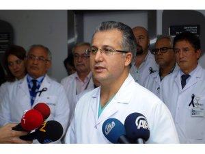 Vurulan doktorun son durumuyla ilgili başhekimden açıklama