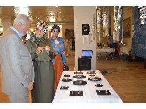 Mardin'in ilk çağdaş takı sergisi açıldı