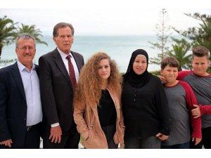 Filistin'in 'cesur kızı' Tamimi Tunus'ta