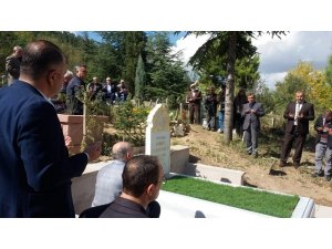 Merhum Ahmet Yakupoğlu ölümünün 2. yıldönümünde dualarla anıldı