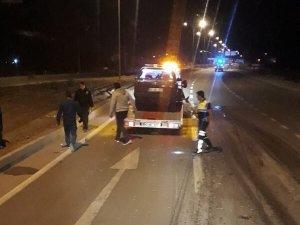 Otomobil ile bisiklet çarpıştı: 1 ölü