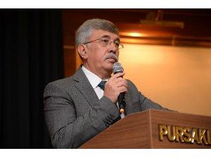 Pursaklar'da Camiler ve Din Görevlileri Haftası kutlandı