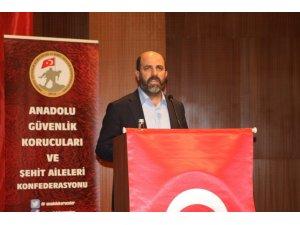 Sözen'den bazı siyasetçilere PKK tepkisi