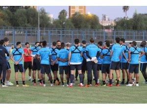 Adana Demirspor'da Osmanlıspor maçı hazırlıkları başladı
