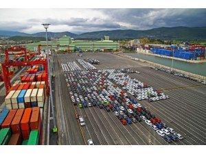 Otomotiv ihracatı Eylül rekoru kırdı