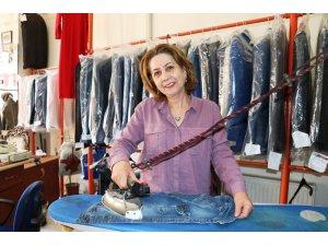 Ucuz elbise satışı kuru temizlemeye rağbeti azalttı