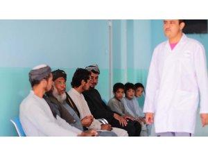 TİKA'nın Afganistan'da inşa ettiği klinik 20 bin kişiye hizmet veriyor