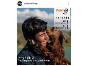 Vanlı fotoğrafçı, 'Bursa Fotofest'te Van'ı tanıttı