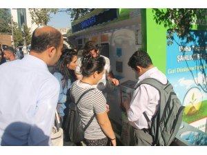 Sıfır Atık Projesi'yle vatandaşlara ücretsiz yolculuk