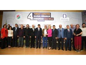 Turgut Cansever uluslararası oluyor