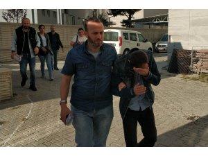 Samsun merkezli FETÖ operasyonu: 9 gözaltı