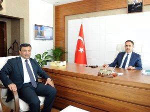 AK Parti Ortahisar İlçe Başkanı Altunbaş'tan Başsavcısı Tüncel'e ziyaret