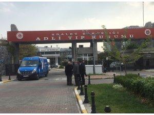 Hastası tarafından öldürülen doktorun cenazesi Adli Tıp Kurumundan alındı