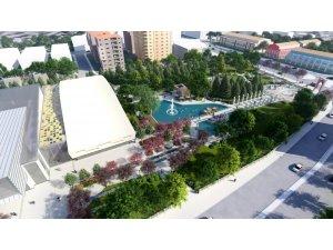 Selçuklu Park Aksaray'ın yeni cazibe alanı olacak