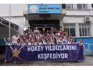Türkiye Hokey Federasyonu  ''Hokey Yıldızlarını Keşfediyor'' projesi