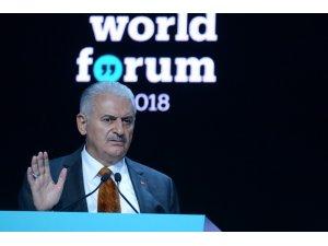 TBMM Başkanı Yıldırım'dan ABD'ye 'FETÖ' eleştirisi