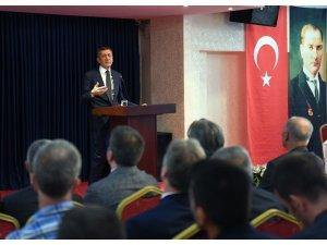 Bakan Selçuk 'Eğitim ve Okul Liderliği Çalıştayı'nda konuştu