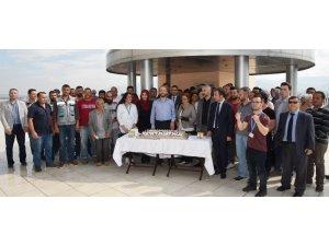 İzmit Belediyesi'nde 279 personele doğum günü yapıldı