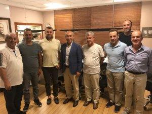 Antalya Triatlon Kulübü Başkanı Ali Bıdı oldu