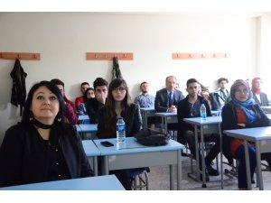 Bartın Üniversitesi Yabancı Diller Yüksekokulu'nda ilk dersler başladı