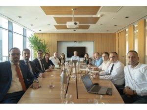 Bursagaz'dan alt yapı kuruluşlarıyla iş birliği