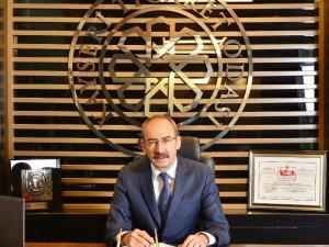 """Başkan Gülsoy'dan """"Yerli Üretim"""" Logosu 'na İlişkin Değerlendirme"""