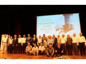 Mersin'de Camiler ve Din Görevlileri Haftası kutlandı