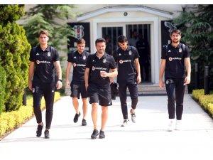 Beşiktaş, Malmö maçı için İsveç'e gitti