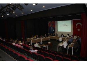 Kuşadası Belediye Meclisi Ekim ayı toplantısı yapıldı