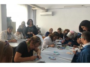 Salihli TSO Kadınlar Birliğinden atölye çalışması
