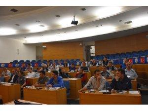 Belediye personeline görevde yükselme eğitimi
