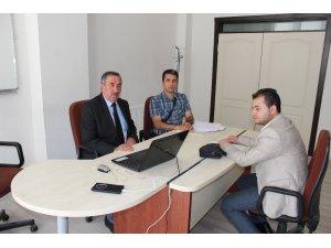 Berberler ve Kuaförler Odası Girişimcilik Kursu açıldı