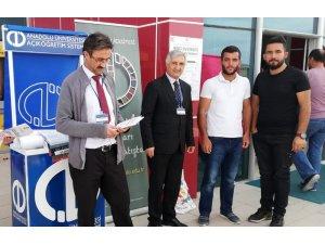 Anadolu Üniversitesinden 'ikinci üniversite' tanıtımı