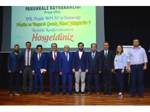Denizli'de 'Mutlu ve Başarılı Çocuk Nasıl Yetiştirilir' konferansı