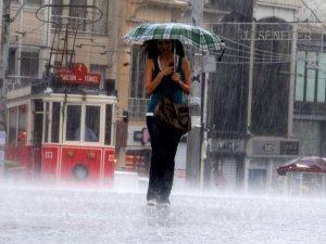 İstanbul için son dakika sağanak yağış uyarısı! Meteroloji'den son hava durumu verileri…